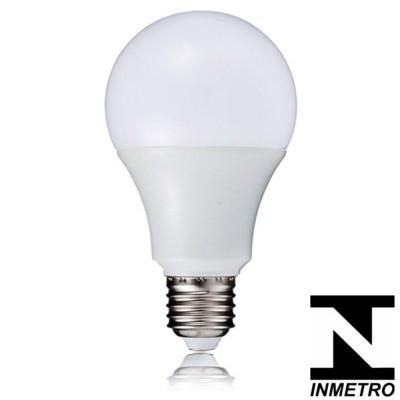 LAMPADA BULBO LED 9W 6500K BIVOLT